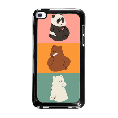 WE BARE BEARS 2ipod-touch-4-case-cover