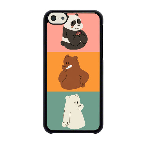 WE BARE BEARS 2-iphone-5c-case-cover
