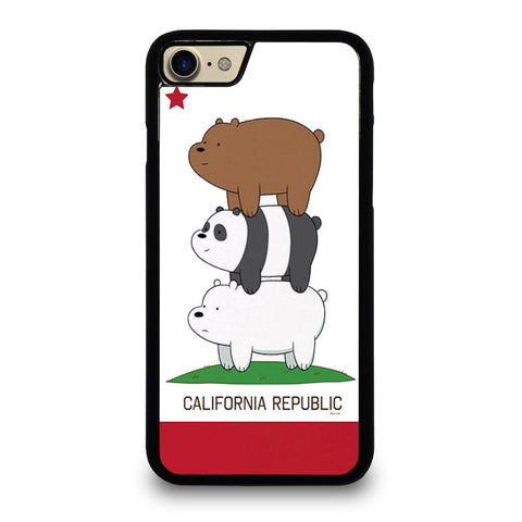 WE-BARE-BEARS-CALIFORNIA-REPUBLIC-case-for-iphone-ipod-samsung-galaxy-htc-one
