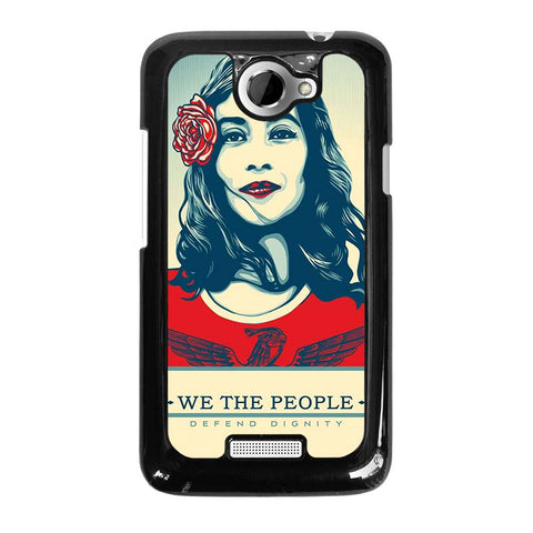 WE-THE-PEOPLE-DEFEND-THE-DIGNITY-HTC-One-X-Case-Cover