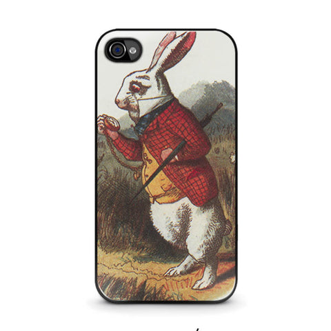 white-rabbit-alice-in-wonderland-disney-iphone-4-4s-case-cover