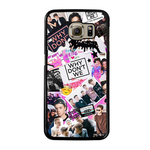 WHY DON'T WE COLLAGE-samsung-galaxy-S6-case-cover