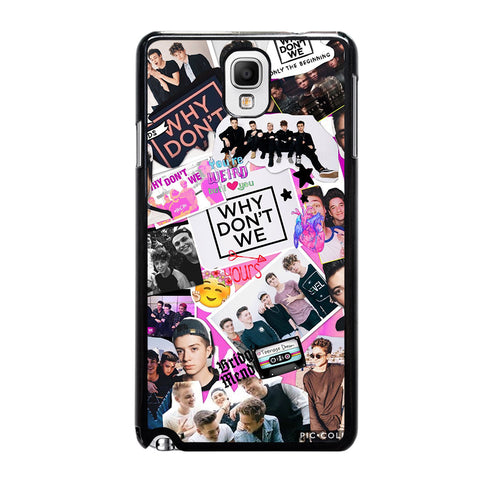 WHY DON'T WE COLLAGE-samsung-galaxy-note-3-case-cover