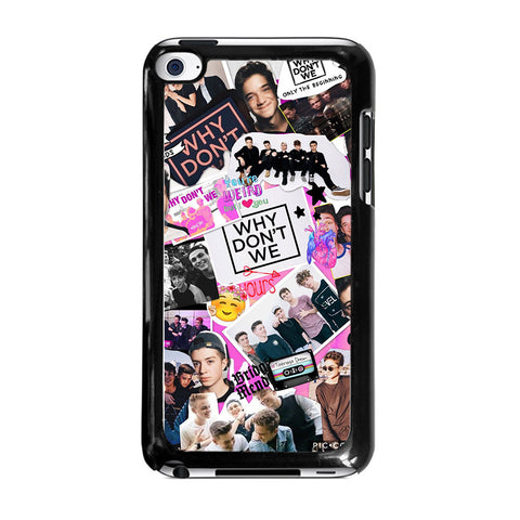 WHY DON'T WE COLLAGEipod-touch-4-case-cover