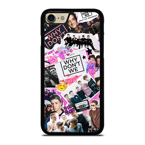 WHY DON'T WE COLLAGE Case for iPhone, iPod and Samsung Galaxy - best custom phone case