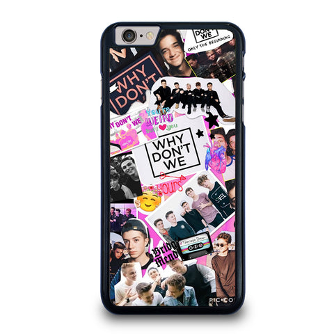 WHY DON'T WE COLLAGE-iphone-6-6s-plus-case-cover