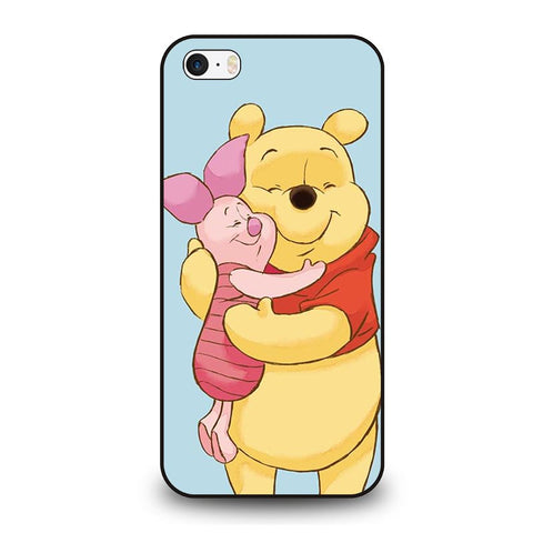 WINNIE-THE-POOH-AND-PIGLET-iphone-se-case-cover