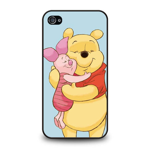 WINNIE-THE-POOH-AND-PIGLET-iphone-4-4s-case-cover