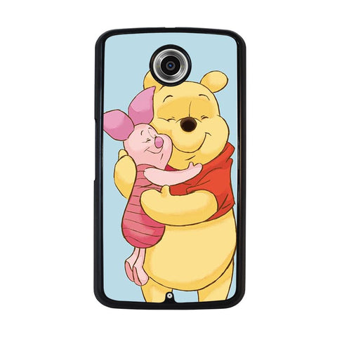 WINNIE-THE-POOH-AND-PIGLET-nexus-6-case-cover