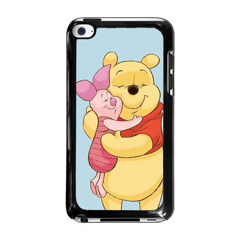 WINNIE-THE-POOH-AND-PIGLET-ipod-touch-4-case-cover