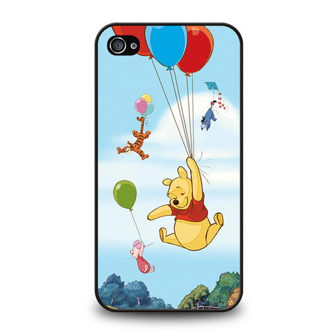 WINNIE THE POOH BALLOON-iphone-4-4s-case-cover