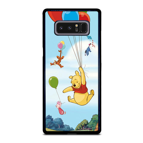 WINNIE THE POOH BALLOON-samsung-galaxy-note-8-case-cover