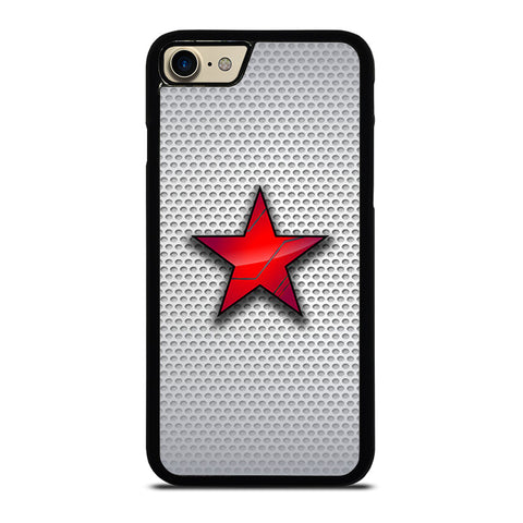 WINTER SOLDIER LOGO AVENGERS 2-iphone-7-case-cover