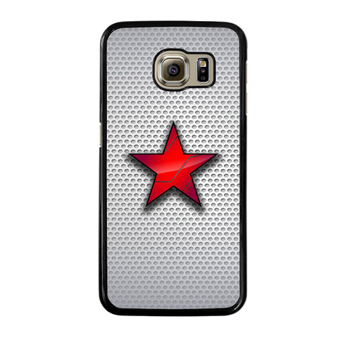 WINTER SOLDIER LOGO AVENGERS 2-samsung-galaxy-S6-case-cover