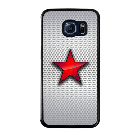 WINTER SOLDIER LOGO AVENGERS 2-samsung-galaxy-S6-edge-case-cover