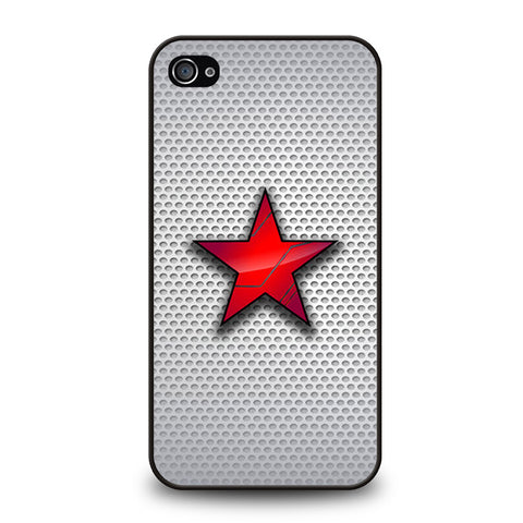 WINTER SOLDIER LOGO AVENGERS 2-iphone-4-4s-case-cover