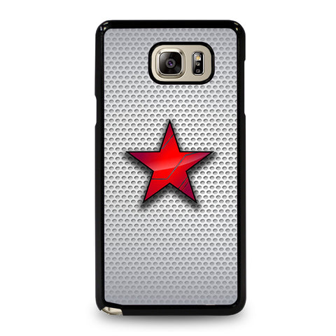 WINTER SOLDIER LOGO AVENGERS 2-samsung-galaxy-note-5-case-cover