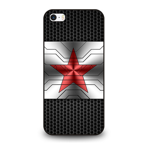 WINTER-SOLDIER-LOGO-AVENGERS-iphone-se-case-cover