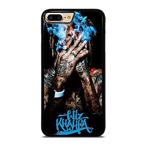 WIZ KHALIFA SMOKE iPhone 4/4S 5/5S/SE 5C 6/6S 7 8 Plus X Case - Best Custom Phone Cover Design