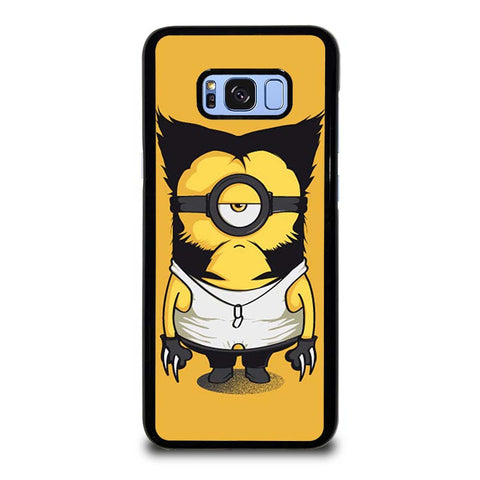 WOLVERINES-MINION-samsung-galaxy-S8-plus-case-cover