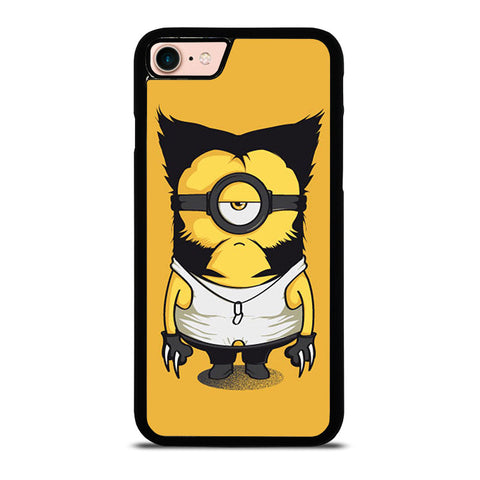WOLVERINES-MINION-iphone-8-case-cover
