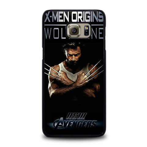 WOLVERINE-MARVEL-samsung-galaxy-s6-edge-plus-case-cover