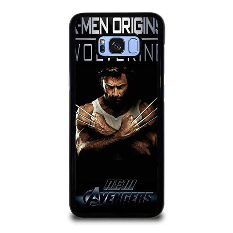 WOLVERINE-MARVEL-samsung-galaxy-S8-plus-case-cover