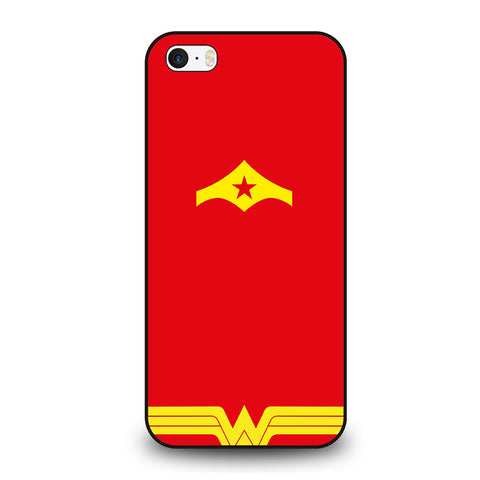 WONDER-WOMAN-ART-ICON-iphone-se-case-cover