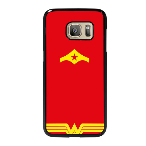 WONDER WOMAN ART ICON-samsung-galaxy-s7-case-cover