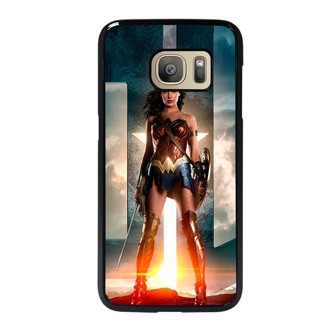 WONDER WOMAN GAL GADOT-samsung-galaxy-s7-case-cover