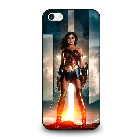 WONDER-WOMAN-GAL-GADOT-iphone-se-case-cover