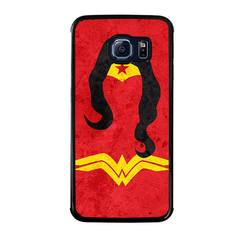 WONDER WOMAN ICON-samsung-galaxy-S6-edge-case-cover