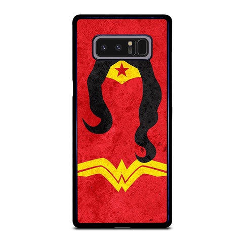WONDER WOMAN ICON-samsung-galaxy-note-8-case-cover