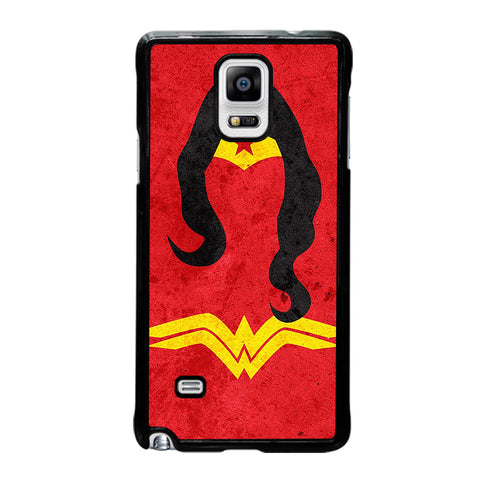 WONDER WOMAN ICON-samsung-galaxy-note-4-case-cover