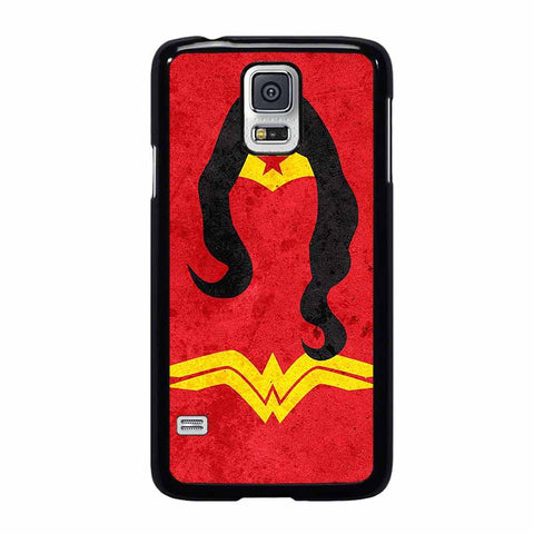 WONDER WOMAN ICON-samsung-galaxy-S5-case-cover