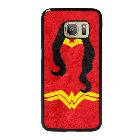 WONDER WOMAN ICON-samsung-galaxy-S7-case-cover