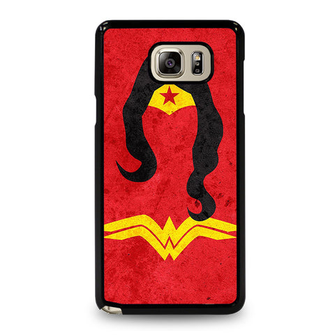 WONDER WOMAN ICON-samsung-galaxy-note-5-case-cover