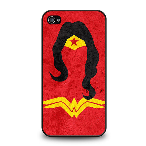 WONDER WOMAN ICON-iphone-4-4s-case-cover