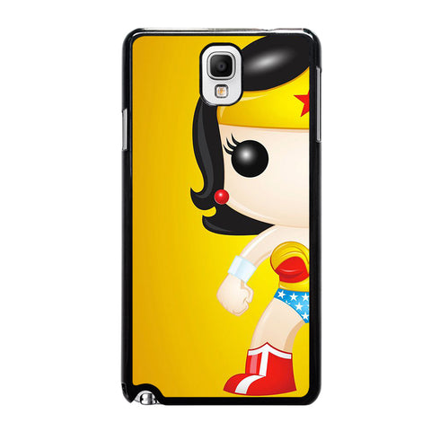 WONDER WOMAN KAWAII-samsung-galaxy-note-3-case-cover