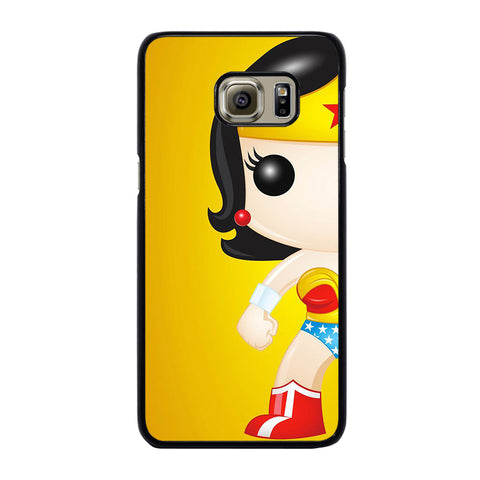 WONDER WOMAN KAWAII-samsung-galaxy-S6-edge-plus-case-cover
