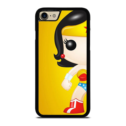 WONDER WOMAN KAWAII Case for iPhone, iPod and Samsung Galaxy - best custom phone case