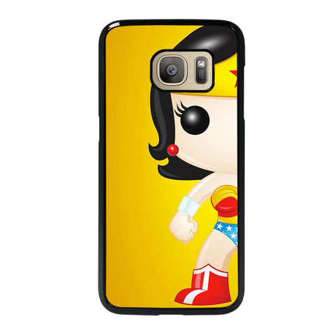 WONDER WOMAN KAWAII-samsung-galaxy-S7-case-cover