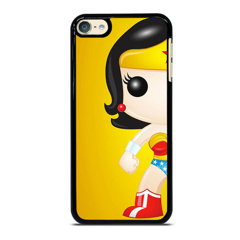 WONDER WOMAN KAWAII-ipod-touch-4-5-6-case-cover