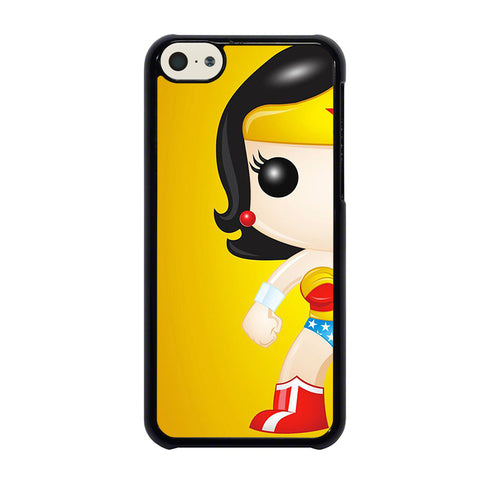 WONDER WOMAN KAWAII-iphone-5c-case-cover