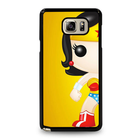WONDER WOMAN KAWAII-samsung-galaxy-S5-case-cover