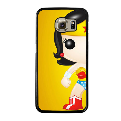 WONDER WOMAN KAWAII-samsung-galaxy-S6-case-cover