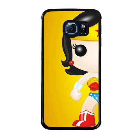 WONDER WOMAN KAWAII-samsung-galaxy-S6-edge-case-cover