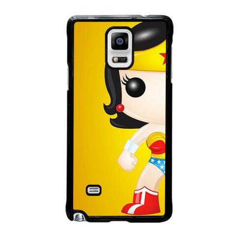 WONDER WOMAN KAWAII-samsung-galaxy-note-4-case-cover