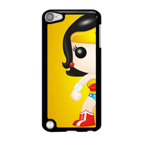 WONDER WOMAN KAWAII-ipod-touch-5-case-cover