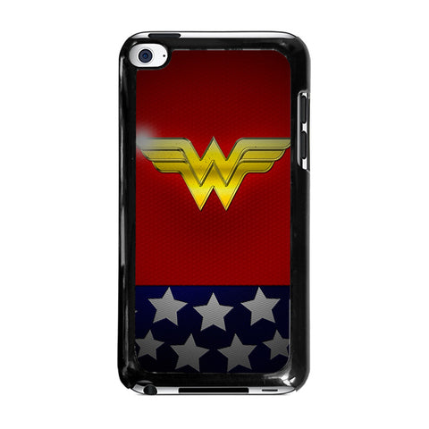 WONDER WOMAN LOGO 2ipod-touch-4-case-cover